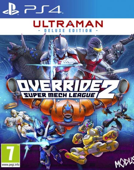 Echanger le jeu Override 2 Super Mech League sur PS4