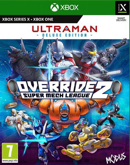 Echanger le jeu Override 2 Super Mech League sur Xbox One