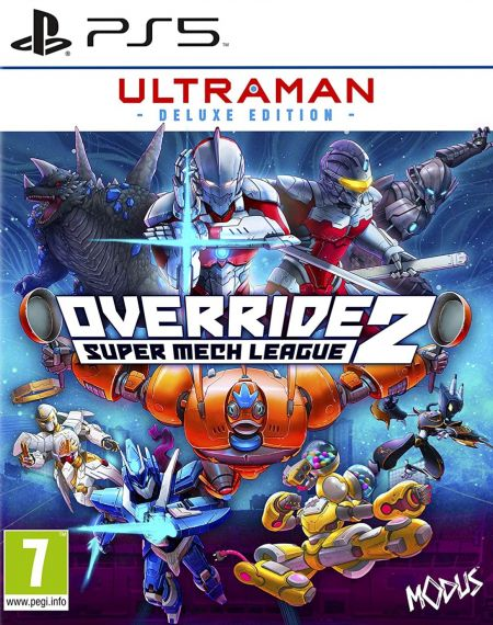 Echanger le jeu Override 2 Super Mech League sur PS5