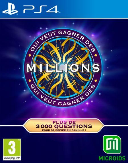 Echanger le jeu Qui veux gagner des Millions sur PS4