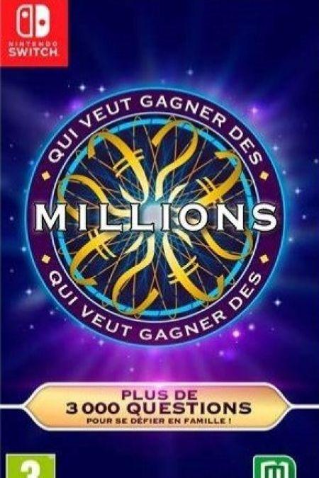 Echanger le jeu Qui veux gagner des Millions sur Switch