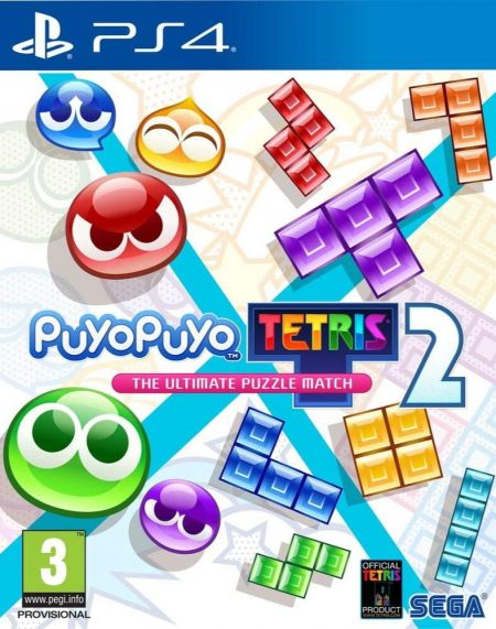 Echanger le jeu Puyo Puyo Tetris 2 - The Ultimate Puzzle Match sur PS4