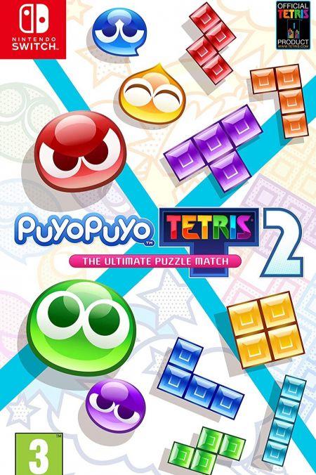 Echanger le jeu Puyo Puyo Tetris 2 - The Ultimate Puzzle Match sur Switch