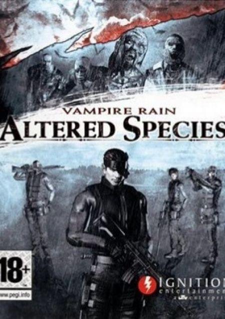 Echanger le jeu Altered Species - Vampire Rain sur PS3
