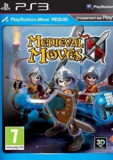 Echanger le jeu Medieval Moves (PS Move Requis) sur PS3
