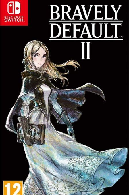 Echanger le jeu Bravely Default II sur Switch