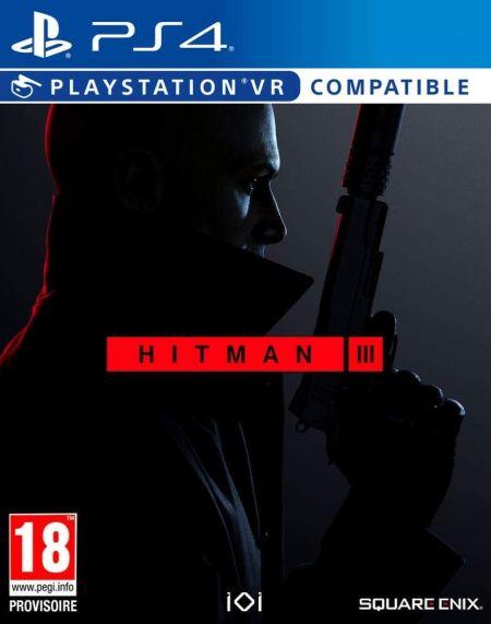 Echanger le jeu Hitman 3 (PS-VR Compatible) sur PS4