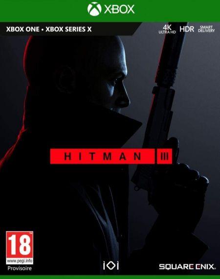 Echanger le jeu Hitman 3 sur Xbox One
