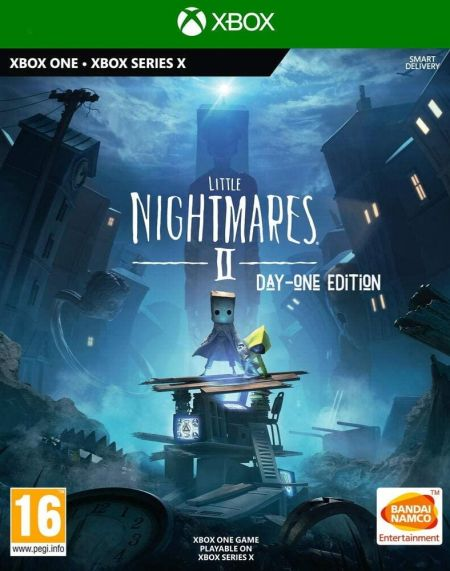 Echanger le jeu Little Nightmares II sur Xbox One