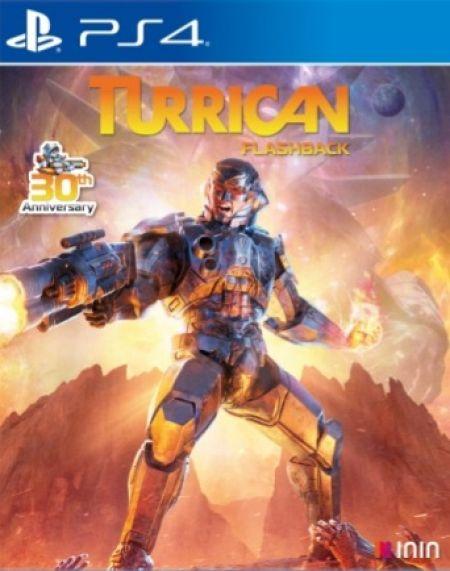 Echanger le jeu Turrican Flashback 30th Anniversary  sur PS4