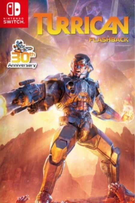 Echanger le jeu Turrican Flashback 30th Anniversary  sur Switch