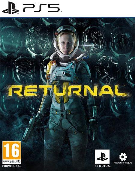Echanger le jeu Returnal sur PS5