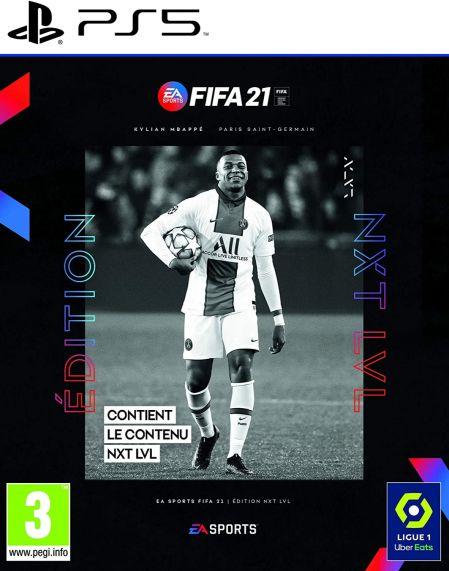 Echanger le jeu FIFA 21 sur PS5