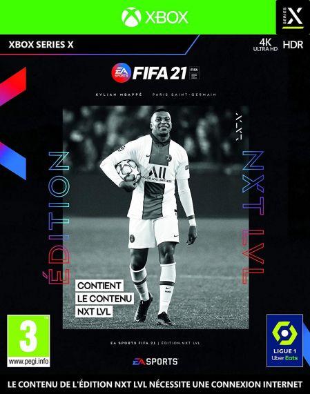 Echanger le jeu FIFA 21 sur XBOX SERIES X