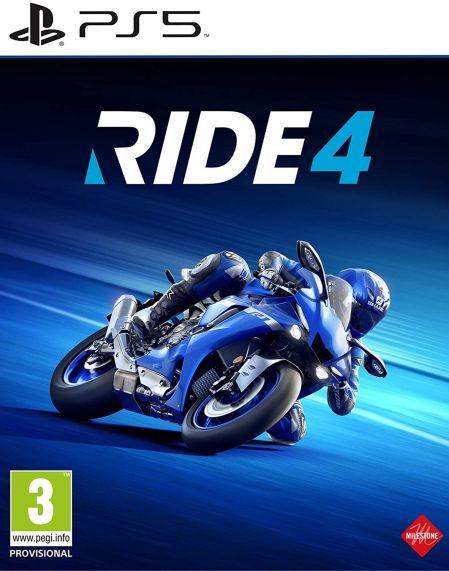 Echanger le jeu Ride 4 sur PS5