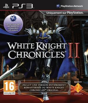 Echanger le jeu White Knight Chronicles 2 sur PS3