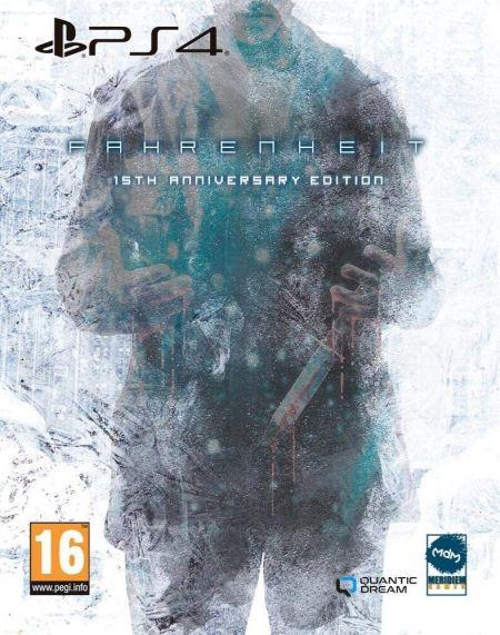 Echanger le jeu Fahrenheit - 15th Anniversary Edition sur PS4