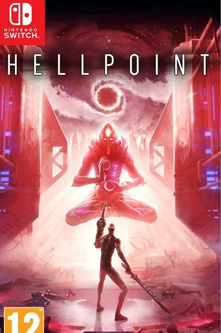 Echanger le jeu Hellpoint sur Switch