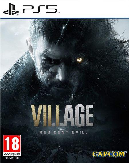 Echanger le jeu Resident Evil Village sur PS5