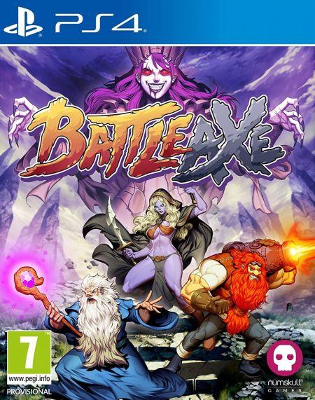 Echanger le jeu Battle Axe sur PS4