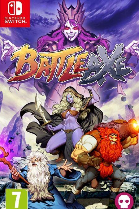 Echanger le jeu Battle Axe sur Switch