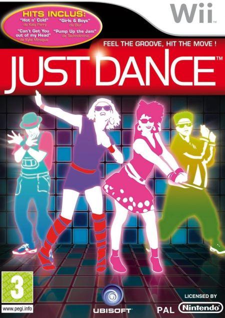 Echanger le jeu Just Dance sur Wii