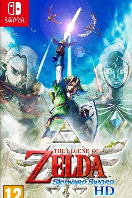 Echanger le jeu The Legend of Zelda : Skyward Sword HD sur Switch