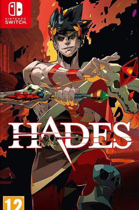 Echanger le jeu Hades sur Switch