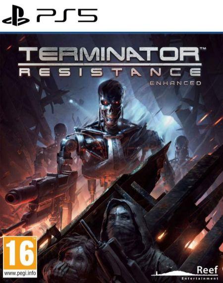 Echanger le jeu Terminator: Resistance Enhanced sur PS5