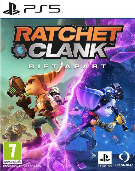 Echanger le jeu Ratchet & Clank: Rift Apart sur PS5