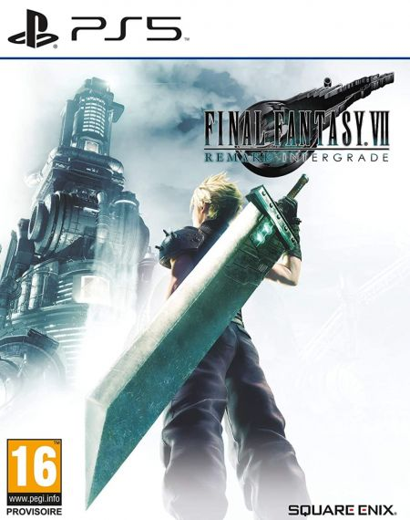Echanger le jeu Final Fantasy VII Remake Intergrade sur PS5
