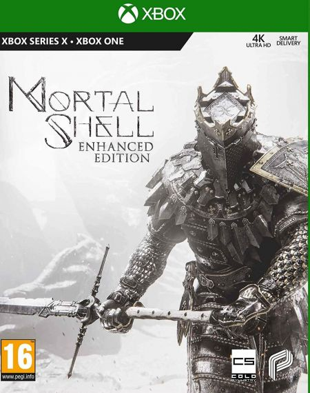 Echanger le jeu Mortal Shell Enhanced Edition sur XBOX SERIES X