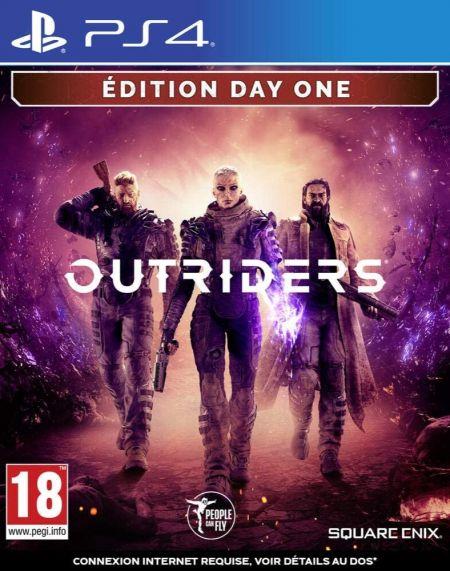 Echanger le jeu Outriders (Internet Requis) sur PS4