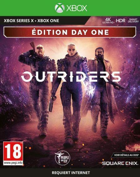 Echanger le jeu Outriders (Internet Requis) sur Xbox One