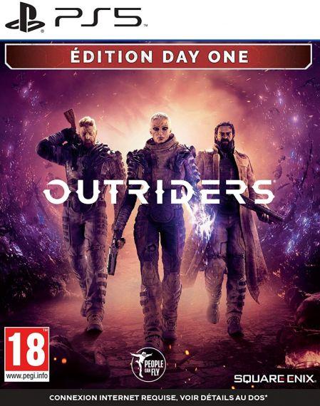 Echanger le jeu Outriders (Internet Requis) sur PS5