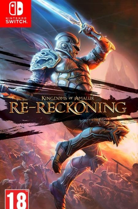 Echanger le jeu Kingdom Of Amalur: Re-Reckoning sur Switch