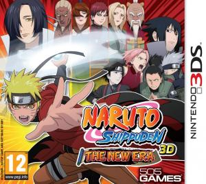 Echanger le jeu Naruto Shippuden 3D : The New Era sur 3DS