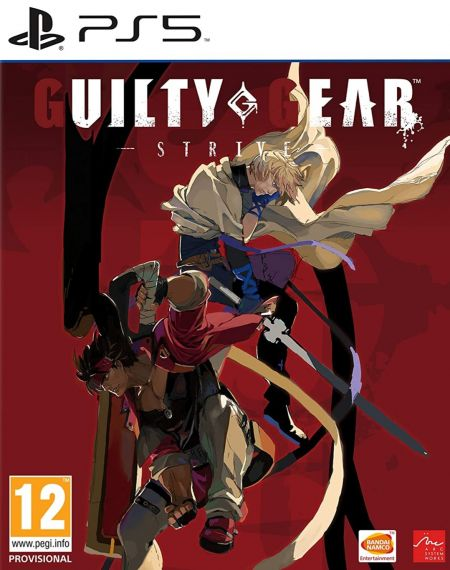 Echanger le jeu Guilty Gear Strive sur PS5