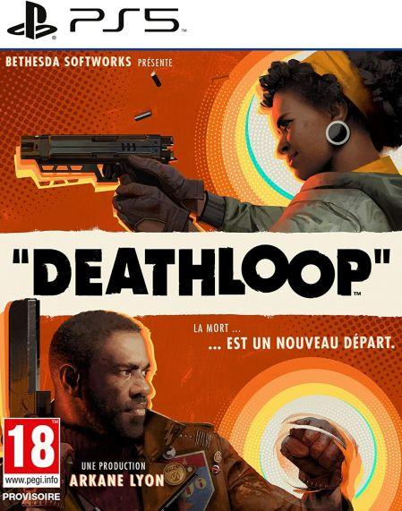 Echanger le jeu Deathloop sur PS5