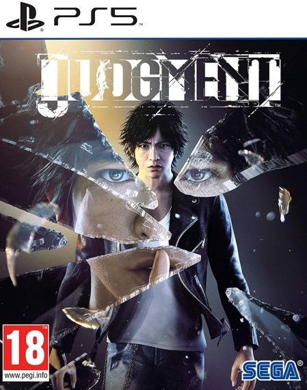 Echanger le jeu Judgment sur PS5