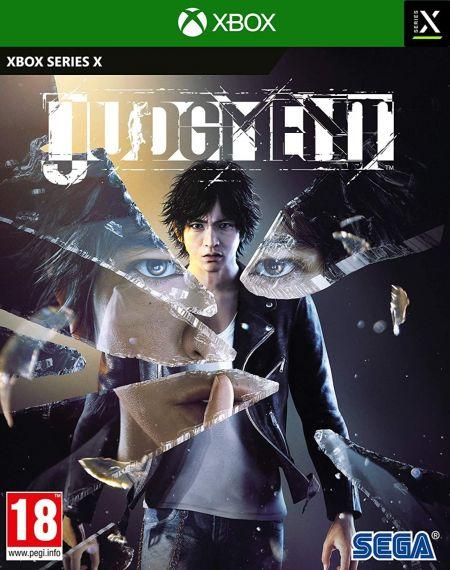 Echanger le jeu Judgment sur XBOX SERIES X