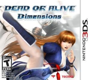 Echanger le jeu Dead or Alive Dimensions sur 3DS