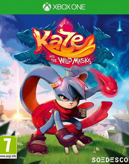 Echanger le jeu Kaze and the Wild Masks sur Xbox One