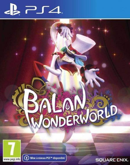 Echanger le jeu Balan Wonderworld sur PS4