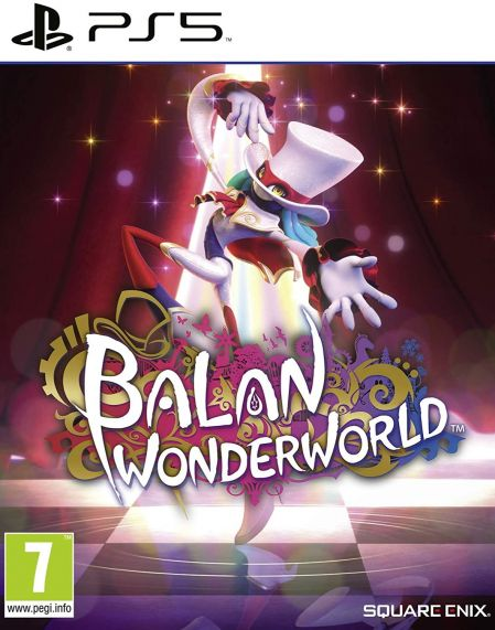 Echanger le jeu Balan Wonderworld sur PS5