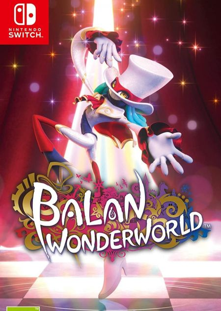 Echanger le jeu Balan Wonderworld sur Switch