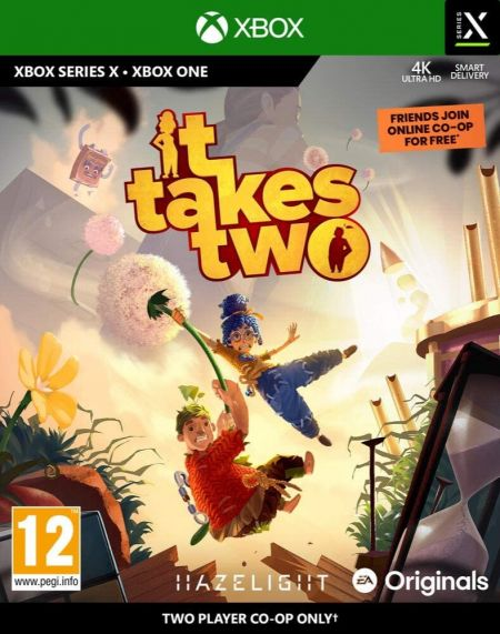 Echanger le jeu It Takes Two sur Xbox One