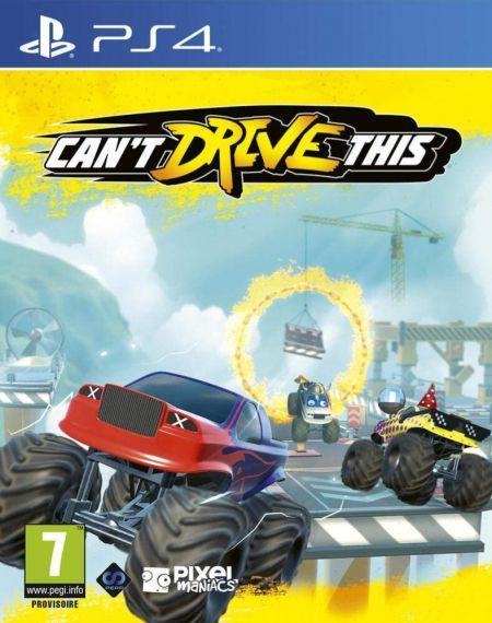Echanger le jeu Can't Drive This sur PS4