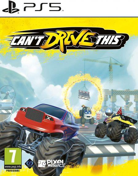 Echanger le jeu Can't Drive This sur PS5