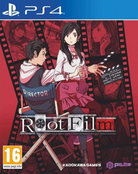 Echanger le jeu Root Film sur PS4